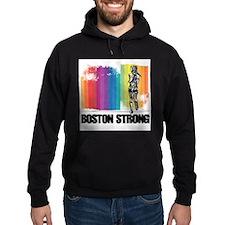 Marathon Boston Strong Hoodie