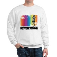 Marathon Boston Strong Sweatshirt