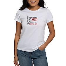 Brain Cancer Heaven Needed Hero 1. Tee