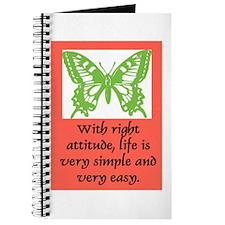RIGHT ATTITUDE Journal