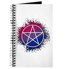Bisexual Pride Pentacle Journal