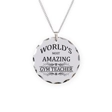 World's Most Amazing Gym Tea Necklace