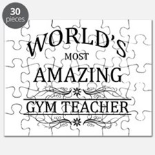 World's Most Amazing Gym Teacher Puzzle