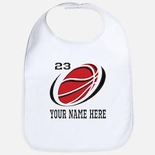 Personalized basketball Bib