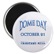 """Under the DOME DAY 2.25"""" Magnet (100 pack)"""