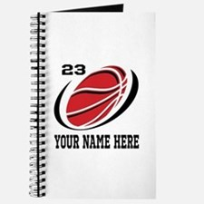 Personalized Basketball Journal For Coach And Fan