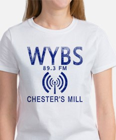 WYBS Radio Under the Dome Women's T-Shirt