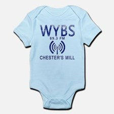 WYBS Radio Under the Dome Infant Bodysuit