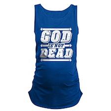 God is not Dead Maternity Tank Top