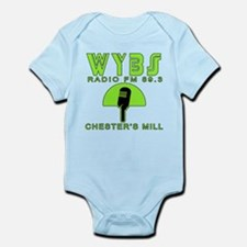 WYBS FM Under the Dome Infant Bodysuit