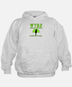 WYBS FM Under the Dome Hoodie