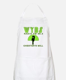 WYBS FM Under the Dome Apron