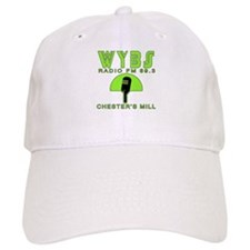WYBS FM Under the Dome Baseball Cap