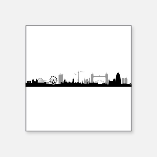 Skyline London Sticker