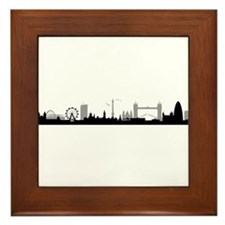 Skyline London Framed Tile