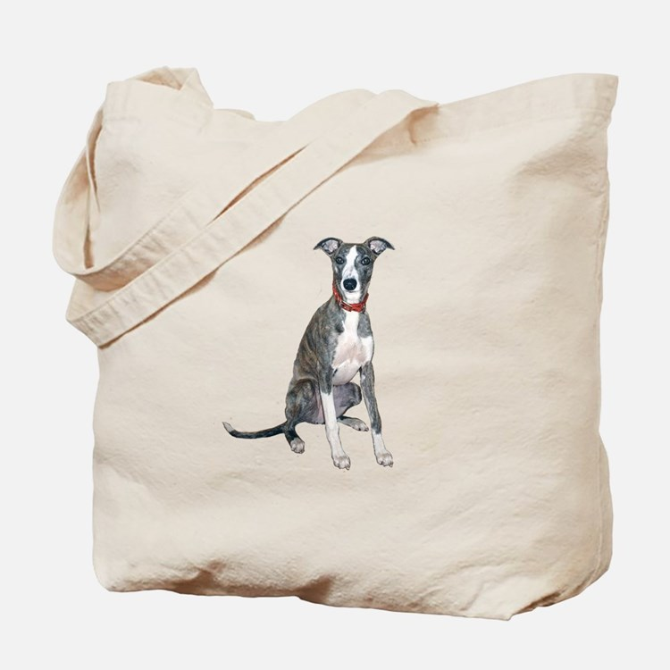 Whippet #1 Tote Bag