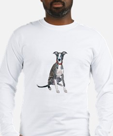 Whippet #1 Long Sleeve T-Shirt