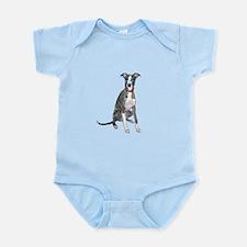 Whippet #1 Infant Bodysuit