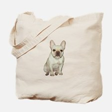 French Bulldog (#1) Tote Bag