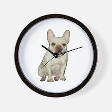 French Bulldog (#1) Wall Clock