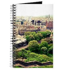 Edinburgh Castle View 2 Journal