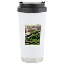 Edinburgh Castle View 2 Travel Mug