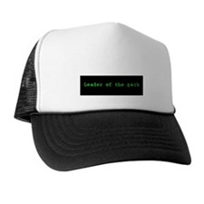 Unique Leader Trucker Hat