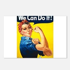 We Can Do It, Rosie the Riveter Postcards (Package