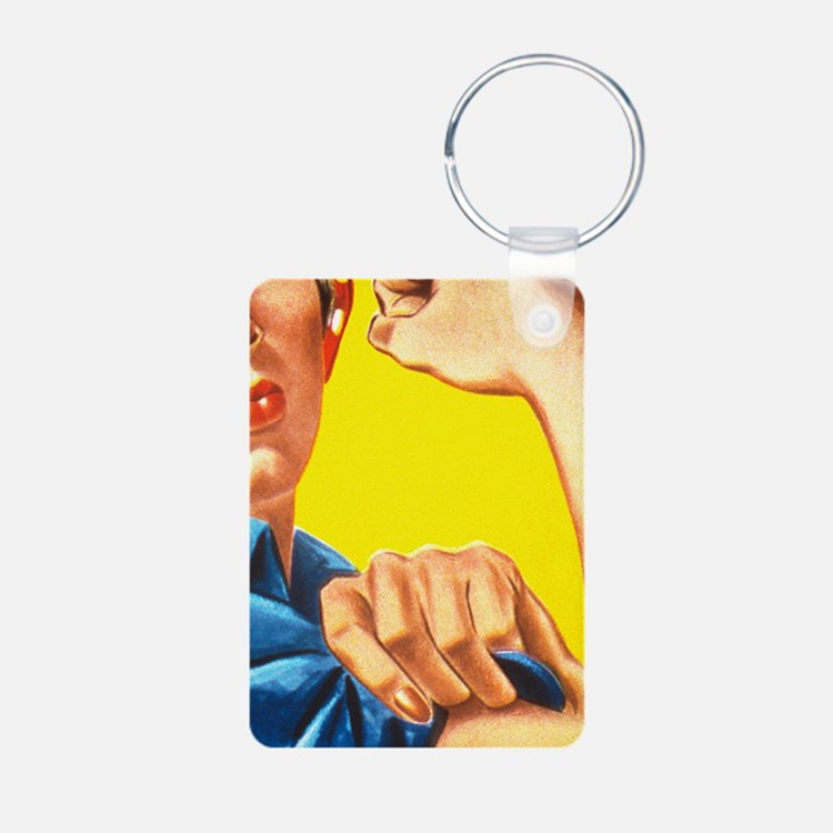 We Can Do It, Rosie the Riveter Keychains