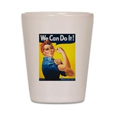 We Can Do It, Rosie the Riveter Shot Glass