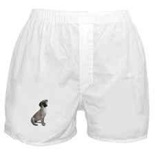 Black Mouth Cur #1 Boxer Shorts