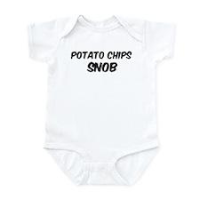 Potato Chips Infant Bodysuit