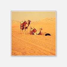 Desert Camels 1 Sticker