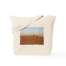 Desert Camels 4 Tote Bag