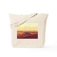 Desert Sand Camels Tote Bag