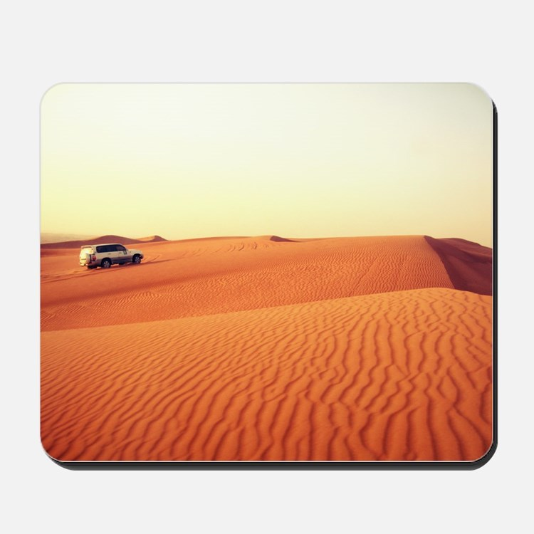 Dune Driving Mousepad