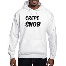 Crepe Hoodie