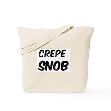 Crepe Tote Bag
