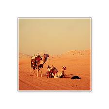 Desert Camels 2 Sticker