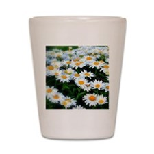 Field of Daisies Shot Glass