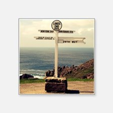 Lands End Sticker