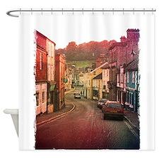 Ashburton Street 4 Shower Curtain