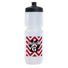 paw team spirit Sports Bottle