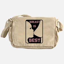 Breast is Best Messenger Bag