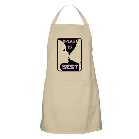Breast is Best Apron