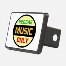 Reggae Music Only Hitch Cover
