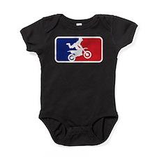 Major League Motocross Baby Bodysuit