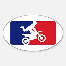 Major League Motocross Decal