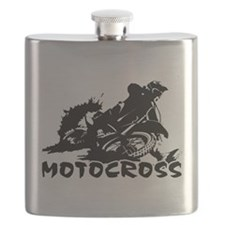 Motocross Flask
