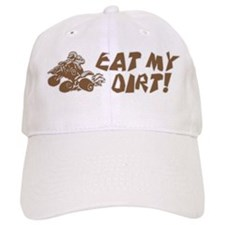 ATV Eat My Dirt Baseball Cap